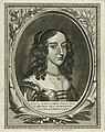 Portret van Maria Henrietta Stuart Comites Nassoviae (serietitel), RP-P-1937-18.jpg