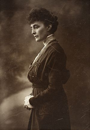 Katti Anker Møller - Katti Anker Møller, c. 1910