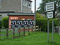 Posters, Hospital Road, Omagh - geograph.org.uk - 911312.jpg