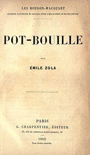 <i>Pot-Bouille</i> novel by Émile Zola