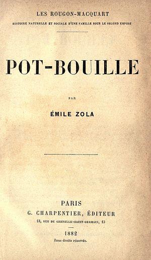Pot-Bouille cover