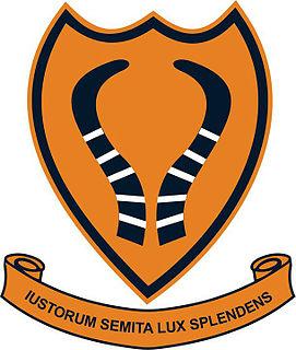 Potchefstroom High School for Boys British public school in North-West, South Africa