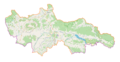 Powiat nowotarski location map.png
