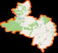 Powiat wschowski location map.png