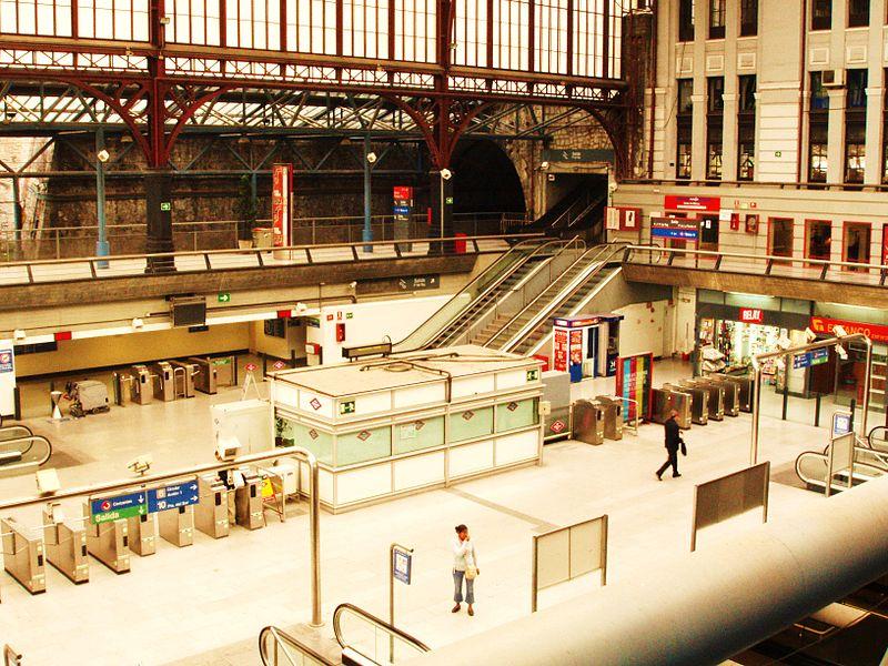 lineas del metro. lineas del metro. varias