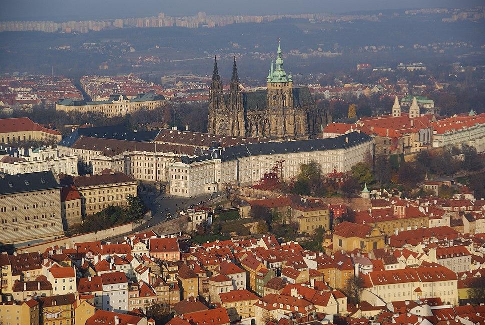 Pražský hrad 1