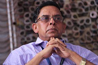 Prabha Varma Indian journalist, poet and television presenter