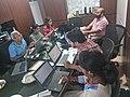 Practising tools in capacity building session of IPWT.jpg