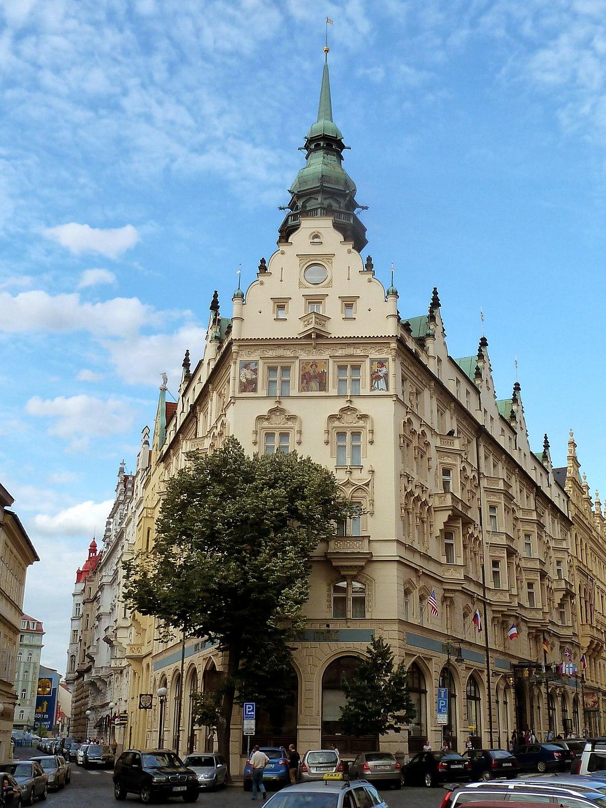 hotel paris prague wikipedia