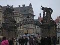 Praha, Zápasící titáni - panoramio.jpg