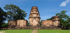 Prasat Kravan - Image: Prasat Kravan, Angkor, Camboya, 2013 08 16, DD 05