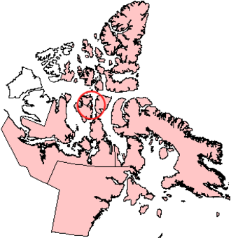 Prescott Island - Prescott Island, Nunavut.