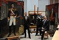 Presentan muestra del pintor José Gil de Castro que recorrerá Perú, Argentina y Chile (14548114428).jpg