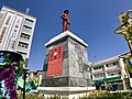 President Chiang Statue, Huandao W. Rd. Roundabout - Kinmen 2019.jpg