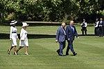 President Trump and First Lady Melania Trump's Trip to the United Kingdom (48007695173).jpg