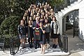 President Trump and the Maryland Terps women's lacrosse team.jpg