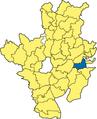 Prien - Lage im Landkreis.png