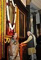 Prime Minister Narendra Modi pays homage to former Prime Minister Morarji Desai.jpg