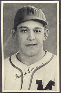 Prince Oana 1943 Milwaukee baseball card.jpg