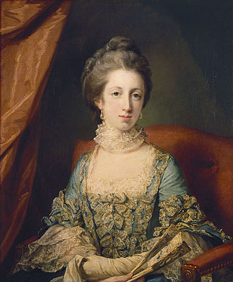 Princess Louisa of Great Britain - Image: Princess Louisa of Great Britain 1765 70