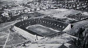 Palmer Stadium - Image: Princeton Palmer Stadium