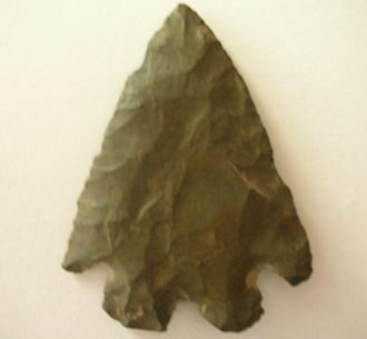 Projectile point - Image: Projectilepoint