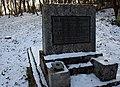 Przemyśl cmentarz żydowski grób Braunsteinów 2017-01-01 p.jpg