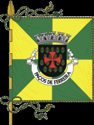 Paços de Ferreira - Image: Pt pfr 3