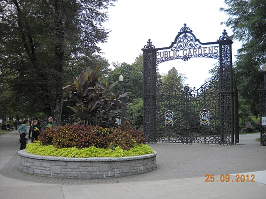 Halifax Public Gardens