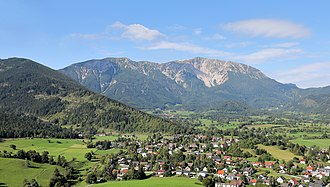 Schneeberg (Alps) - East side of the mountain