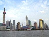 Phố Đông của Thượng Hải