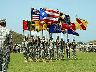 Puerto Rico National Guard - Puerto Rico National Guard, 2012