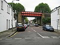 Putney, Esmond Street railway bridge - geograph.org.uk - 824089.jpg