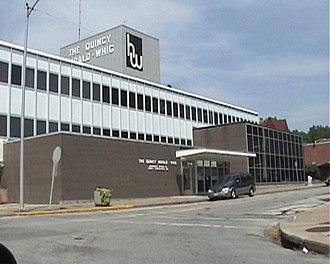 Quincy Media - Quincy Media Corporate headquarters in Downtown Quincy