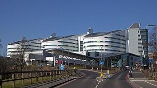 Queen Elizabeth Hospital Birmingham Hospital in Birmingham, England
