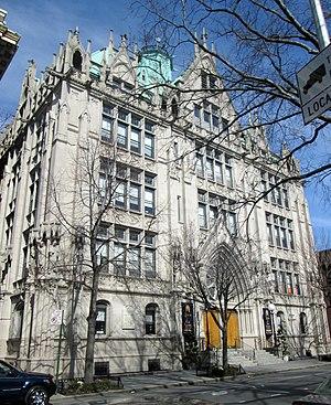 Queen of All Saints Church (Brooklyn, New York) - Image: Queen of All Saints Church