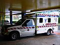 Queensland Ambulance Service Ford F-350 - Flickr - Highway Patrol Images.jpg