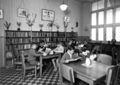 Queensland State Archives 1578 Library Buranda State School c 1950.png