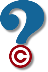 Questionmark copyright.svg