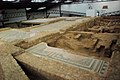 Quintanilla de la Cueza Villa romana Tejada Habitación 18 Mosaico Sogueado 001.jpg