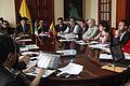 Quito, Viceministra de Movilidad Humana se reunió con la comisión Ecuador - México (12992948763).jpg