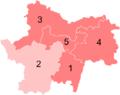 Résultats des élections législatives de la Saône-et-Loire en 2012.png