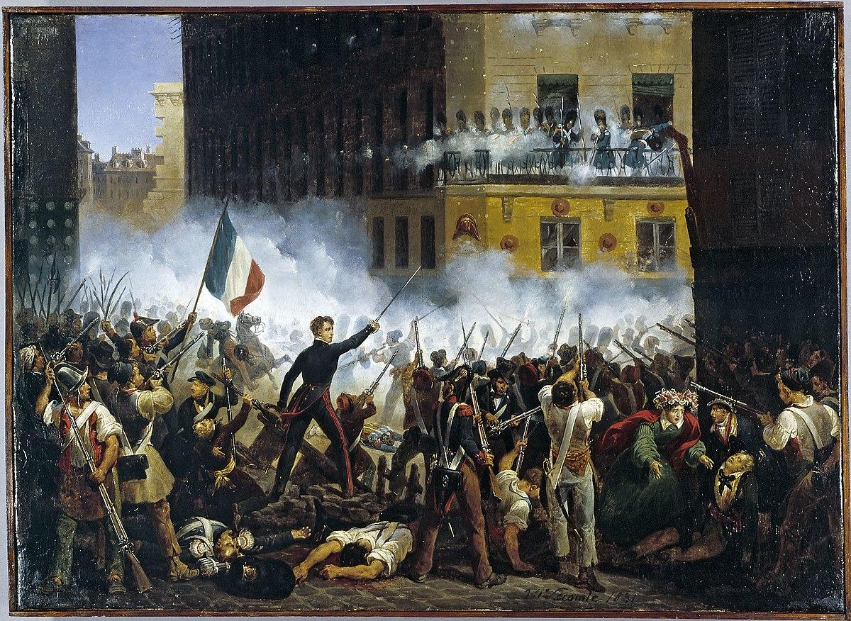 Июльская революция — Википедия