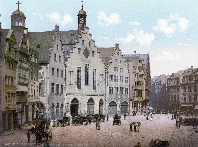 File:Römer vor 1900, Frankfurt.jpg