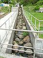 Rügen Sassnitz Steinbach-wieder-geöffnet May-2009 SL272803.jpg