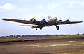 RAF Bury St Edmunds - 94th Bombardment Group - B-17 taking off.jpg