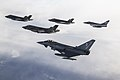 RAF and US Marine F-35B escorted by RAF Typhoon MOD 45162898.jpg