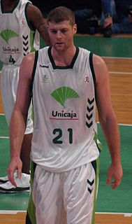 Robert Archibald Scottish basketball player