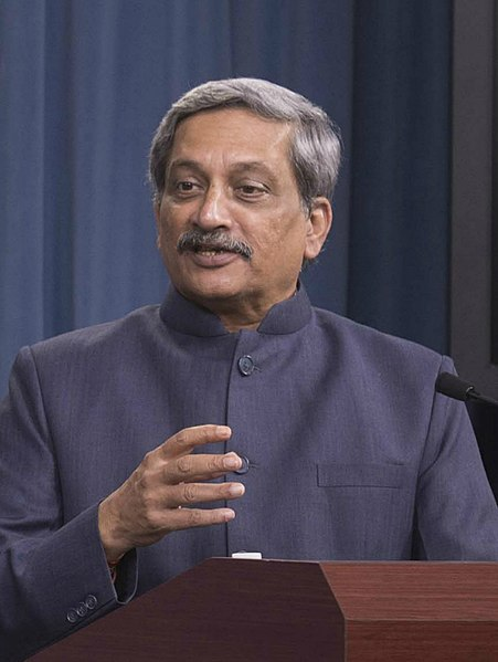 Image result for Manohar Parrikar cancer