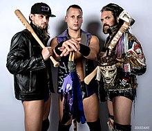 The Kingdom Professional Wrestling Wikipedia